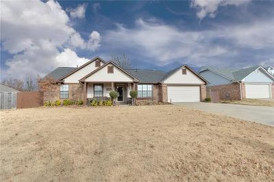 Fort Smith Single Family Home For Sale: 9205 Rosewood DR