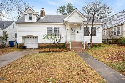 Fort Smith Single Family Home For Sale: 2308 S P ST