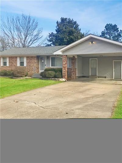 Fort Smith Single Family Home For Sale: 1901 S 72Nd ST