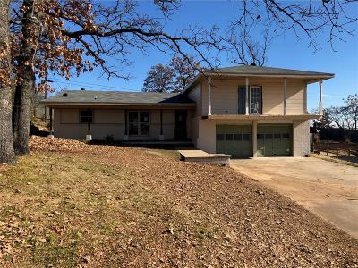Fort Smith Single Family Home For Sale: 12 Old Greenwood LN