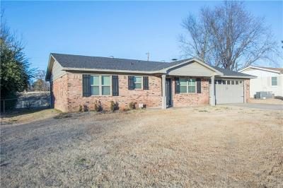 Fort Smith Single Family Home For Sale: 119 Martin CIR