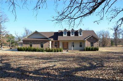Greenwood Single Family Home For Sale: 2224 Highway 253