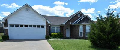 Fort Smith Single Family Home For Sale: 500 Dugan Mill DR