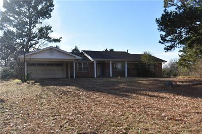 Muldrow OK Single Family Home For Sale: $179,000