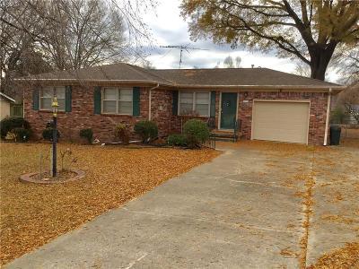 Van Buren Single Family Home For Sale: 2216 Birch ST