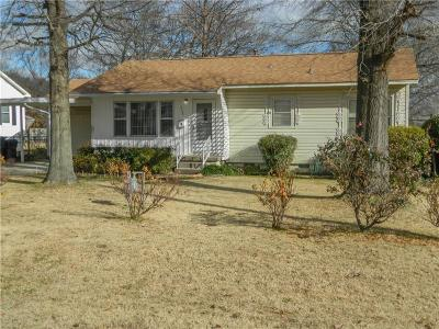 Fort Smith AR Single Family Home For Sale: $92,900