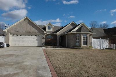 Fort Smith Single Family Home For Sale: 3608 Spradling AVE
