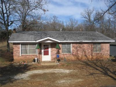 Muldrow OK Single Family Home For Sale: $49,900