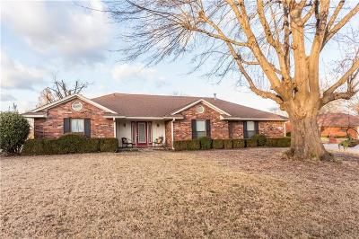 Fort Smith Single Family Home For Sale: 10815 Edgewater RD
