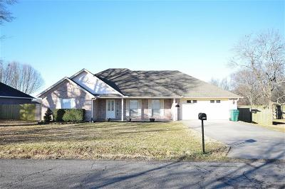 Sallisaw Single Family Home For Sale: 901 S Dogwood ST