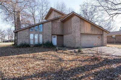 Fort Smith Single Family Home For Sale: 9917 Jenny Lind RD