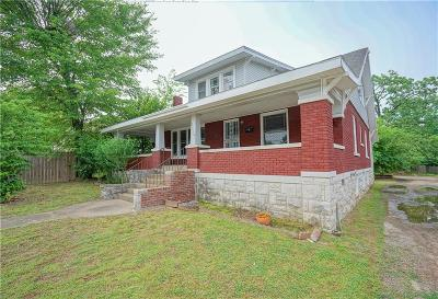 Fort Smith Single Family Home For Sale: 2610 Dodson AVE