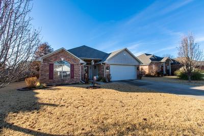 Alma Single Family Home For Sale: 1293 Cultivar RD