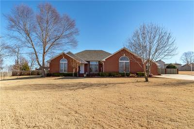 Fort Smith Single Family Home For Sale: 12411 Windy Acres Point