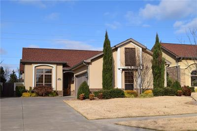 Fort Smith Single Family Home For Sale: 8005 Cisterna WY