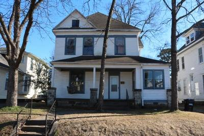 Fort Smith Single Family Home For Sale: 508 N 20th ST