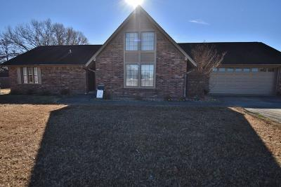 Sallisaw Single Family Home For Sale: 1300 Ida AVE