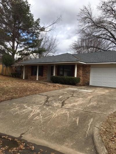 Fort Smith Single Family Home For Sale: 3301 S 53Rd ST