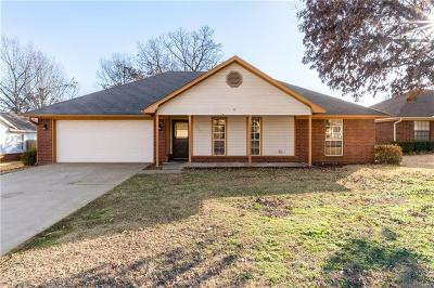 Greenwood Single Family Home For Sale: 2203 Breckenridge TER