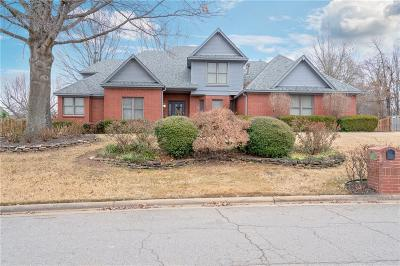 Fort Smith Single Family Home For Sale: 2801 Rannoch CIR