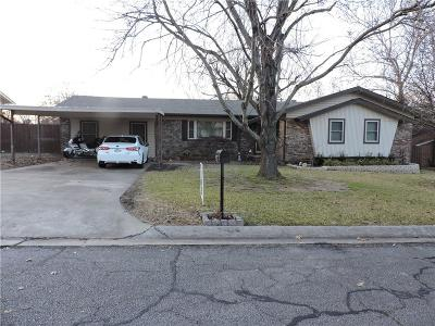 Fort Smith Single Family Home For Sale: 1912 S 72Nd ST