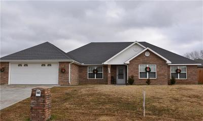 Sallisaw Single Family Home For Sale: 1010 Mattox LN