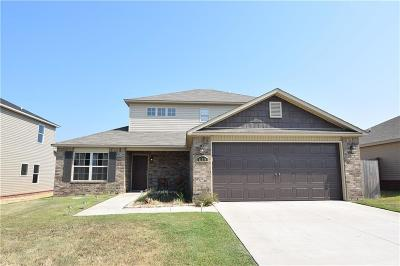 Fort Smith Single Family Home For Sale: 619 Ridge Point DR
