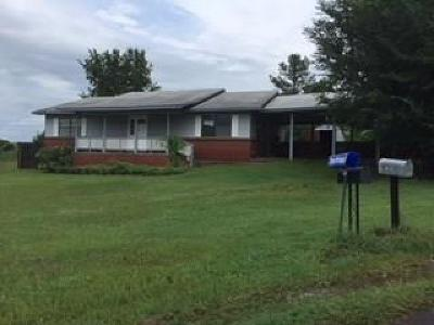 Poteau OK Single Family Home For Sale: $80,500