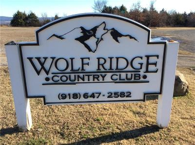 Wister Residential Lots & Land For Sale: 000 Club House LN