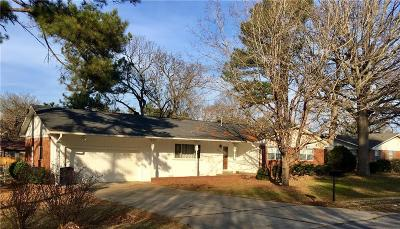 Fort Smith Single Family Home For Sale: 6521 Euper LN