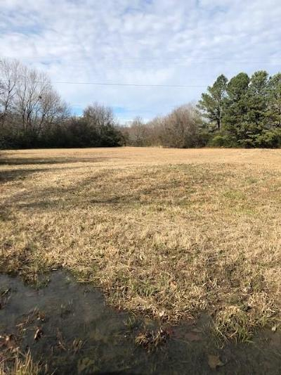 Greenwood Residential Lots & Land For Sale: TBD McClain RD
