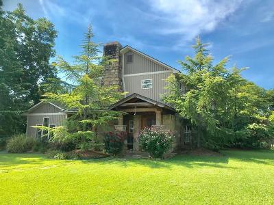 Heavener Single Family Home For Sale: 400 E Avenue D