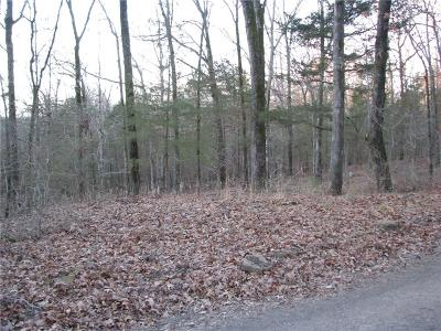 Mountainburg Residential Lots & Land For Sale: TBD Fincher LN