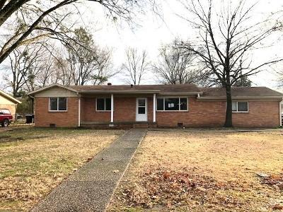 Fort Smith Single Family Home For Sale: 100 Martin CIR