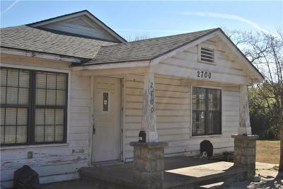 Fort Smith Single Family Home For Sale: 2700 N ALBERT PIKE AVE