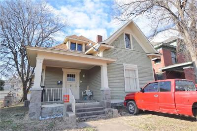Fort Smith Single Family Home For Sale: 719 N 14th ST