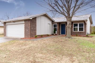 Fort Smith Single Family Home For Sale: 8920 S 30th ST