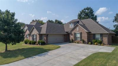 Fort Smith Single Family Home For Sale: 5619 Graystone DR
