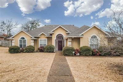 Van Buren Single Family Home For Sale: 1621 Valley View DR