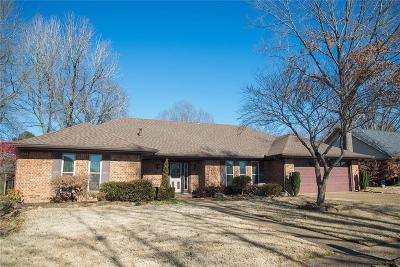 Fort Smith Single Family Home For Sale: 10409 Meandering CT