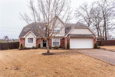 Fort Smith Single Family Home For Sale: 3512 Old Mill CT
