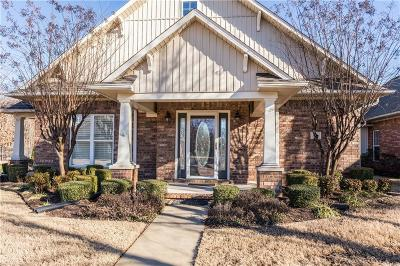 Fort Smith Single Family Home For Sale: 25 Stonegate CT
