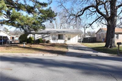 Barling Single Family Home For Sale: 910 Pattie LN