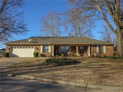 Fort Smith Single Family Home For Sale: 1307 Meadow CIR