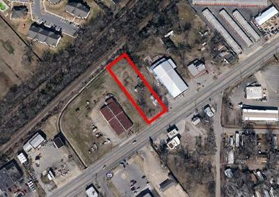 Fort Smith Commercial For Sale: 3825 Midland BLVD