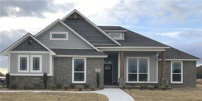 Fort Smith Single Family Home For Sale: 8925 Hawthorne LN