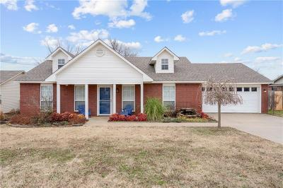 Greenwood Single Family Home For Sale: 1804 Eastgate DR