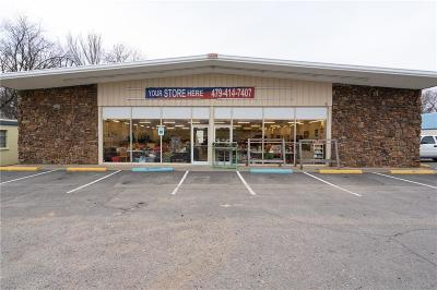 Fort Smith Commercial For Sale: 3900/3820 Towson AVE