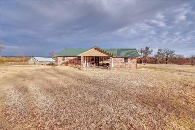 Muldrow Single Family Home For Sale: 474641 1080 RD