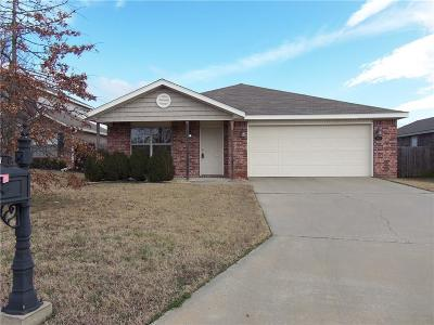 Fort Smith Single Family Home For Sale: 6611 Huntington CT
